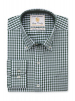 Forest Gingham Shirt