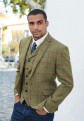 Valtos Harris Tweed Tailored Fit Jacket