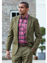 Dalton Tweed Three Piece Suit Jacket