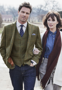 Barrington Tweed Jacket