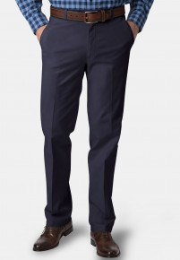 Navy Stretch Chino In Three Styles - Texas, Utah and Colorado