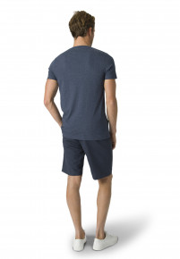 Wilton Denim Nautical Print T-Shirt
