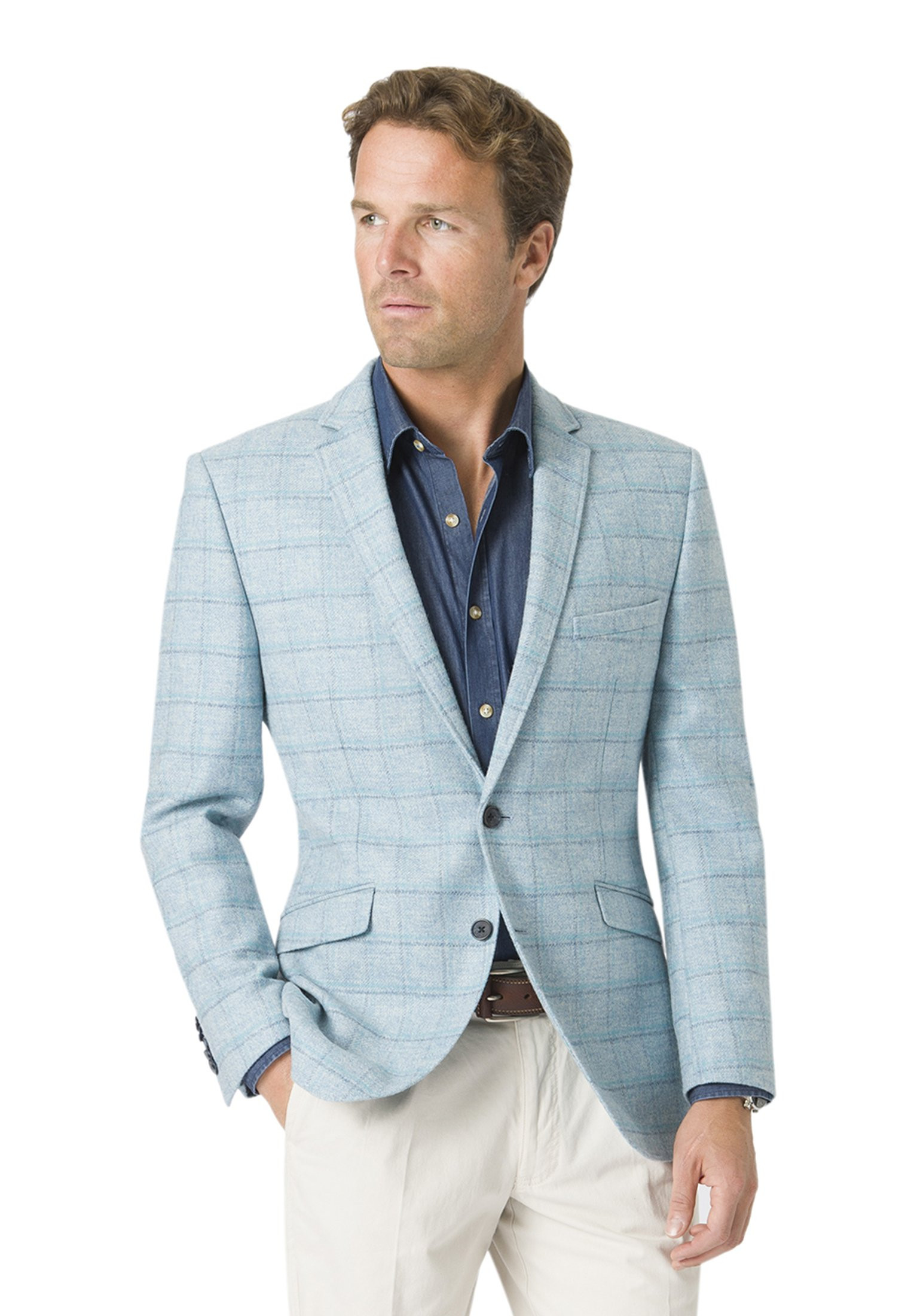 Dunster Summer Weight Wool Jacket