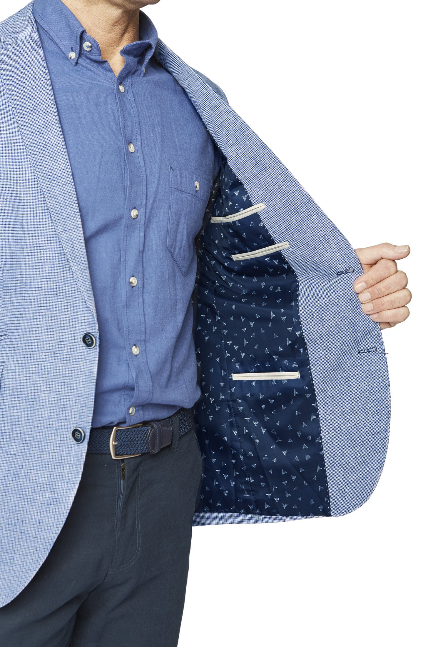 Moffat Puppytooth Fashion Fit Jacket