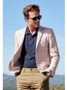 Beeching Rose Check Jacket