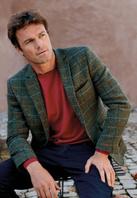 Borve Harris Tweed Jacket