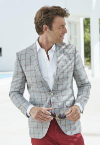 Kingston Lightweight Check Jacket