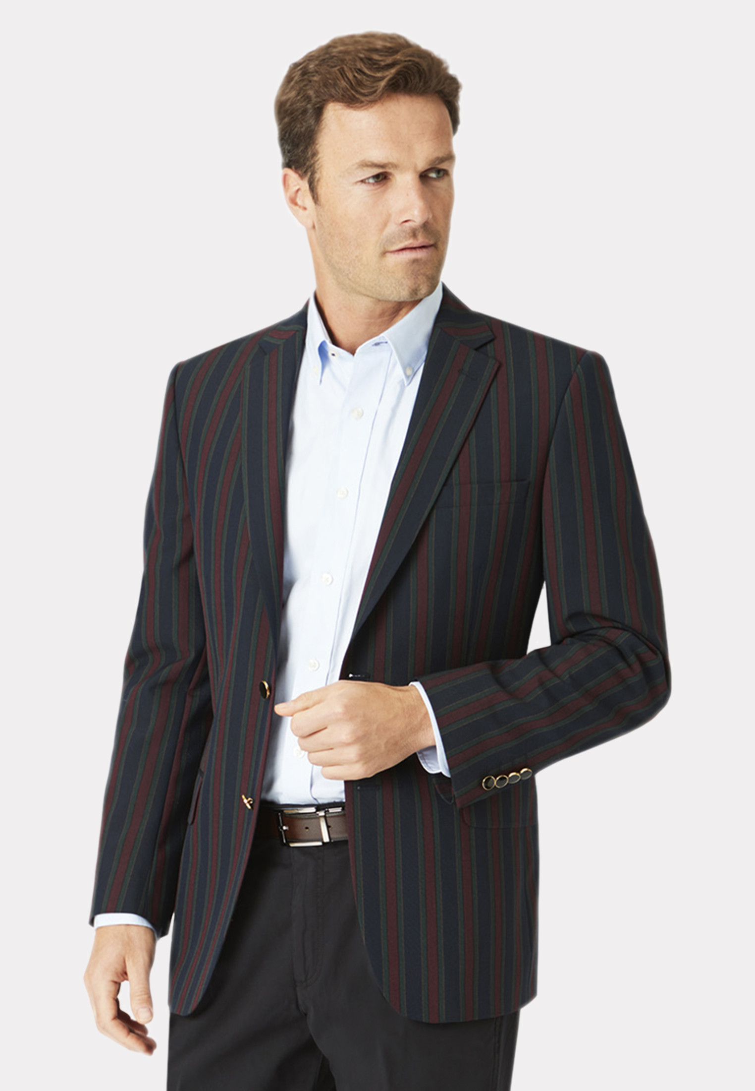 Richmond Striped Blazer