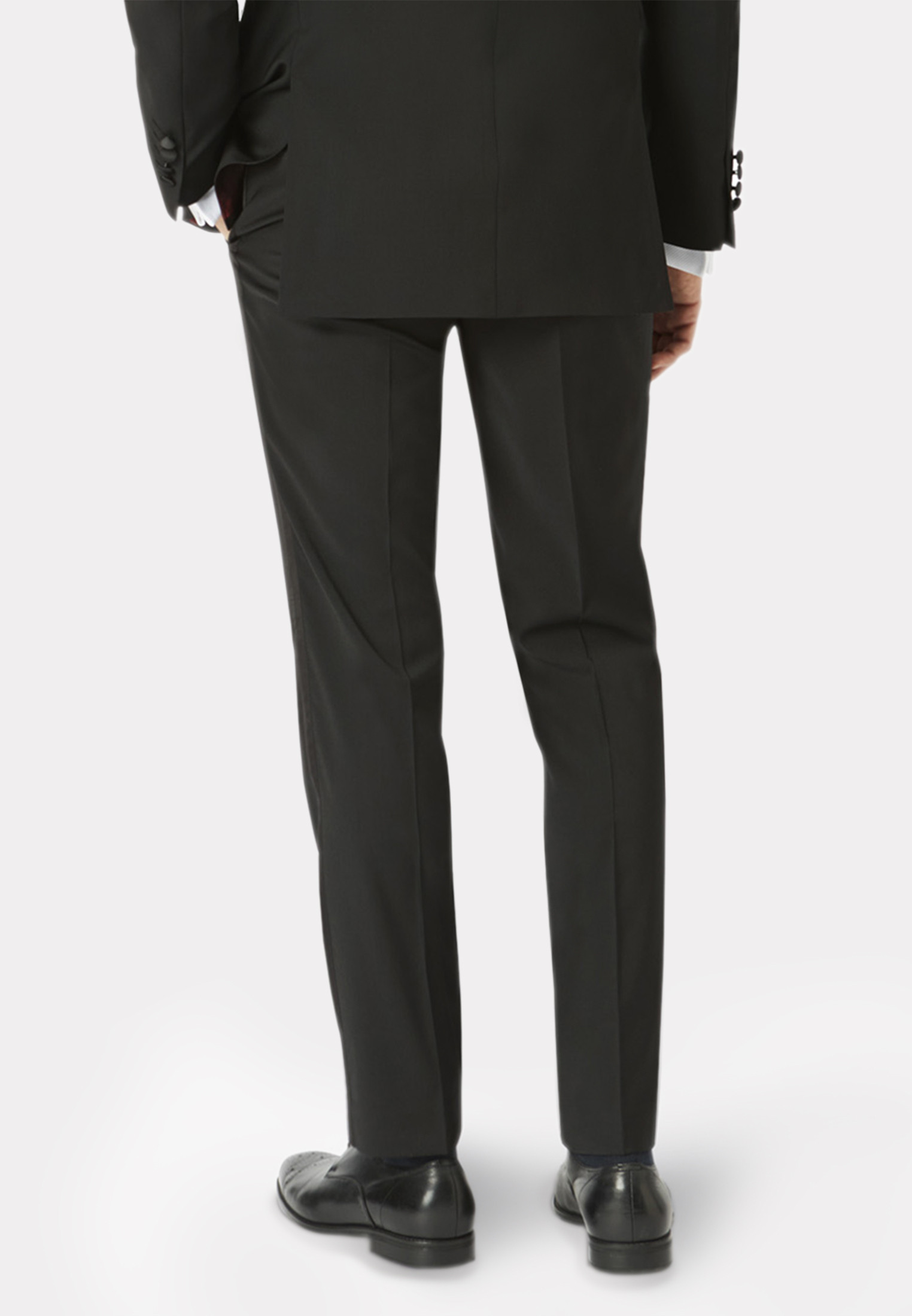 Sapphire Dinner Suit Trousers