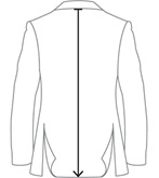 Jacket Back Length